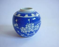 Ginger Jar Vase Mini Jars Vases Etsy