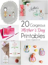 mothers day books 20 gorgeous s day printable gifts tags and cards friday