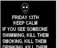 Funny Friday The 13th Memes - funny friday the 13th quotes pictures photos images and pics for