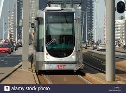 Floored by Rotterdam The Netherlands Alstom Citadis Low Floored Tram Operated