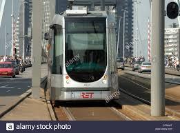 rotterdam the netherlands alstom citadis low floored tram operated