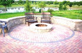 garden design with lovely patio fire pit ideas backyard landscapes