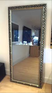 full length mirror with led lights full length leaning led mirror tv by mirrortvs com youtube