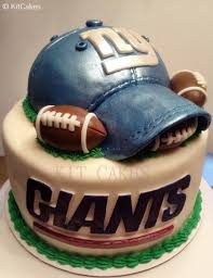 giants football birthday cake cakecentral com