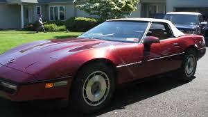87 corvette for sale 1987 corvette convertible for sale automatic tires only 35677