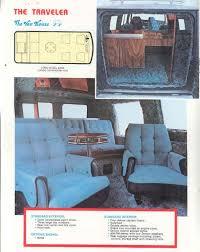Conversion Van Interiors 1990 Chevy Suburban Van House Conversion Packages