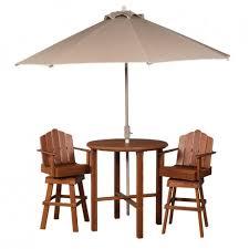 Outdoor Bistro Table Set Amish Made Patio Balcony U0026 Bistro Sets Pinecraft Com