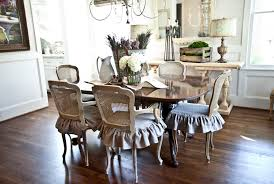 Dining Room Chair Slip Covers by Dining Room Chair Slipcovers For Large Dining Room Decoration