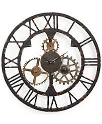 large wall clocks shop for and buy large wall clocks online macy u0027s