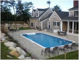 backyards awesome cool backyard pool ideas on a budget 27 house