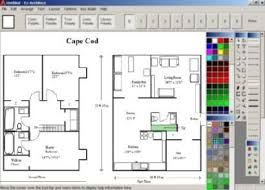 home design software metric ez architect for windows 7 and 8 and 10 and vista