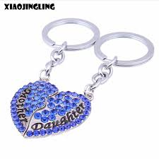 online get cheap mother and daughter keychain aliexpress com