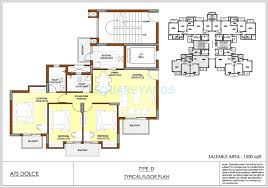 ats dolce in gn sector zeta i noida project overview unit
