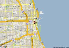 grant park chicago map map of best western grant park hotel chicago