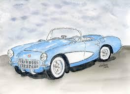 classic cars drawings classic cars u2013 eva ason art u0026 stuff