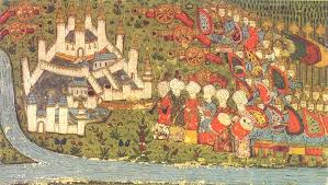 medica siege ottoman miniature of the siege of belgrade 1456 mehmed ii s