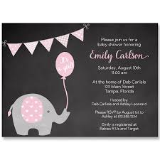Baby Shower Invitation Cards U2013 Pink And Gray Baby Shower Invitations Free Printable Invitation