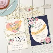 Wedding Stationery Sets Diy Printable Wedding Invitation Fleur Wedding Stationery Set