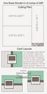 174 best cards 10 cards 1 sheet of 12 x 12 images on pinterest