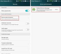 android device manager how to deactivate or disable android device manager