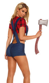 lumberjack costume chem em 2pc lumberjack costume
