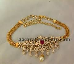 chokers necklace gold images 17 best choker images indian jewellery design jpg