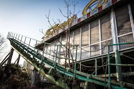 Abandoned 6 Flags Nara Dreamland Japan U0027s Abandoned Theme Park