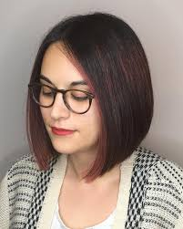 flattering the hairstyles for with chins the 21 most flattering bob hairstyles for round faces