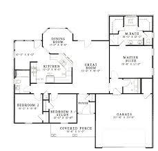 split bedroom floor plan corglife
