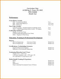 Free Template Resume Curriculum Vitae Curriculum Vitae Format Template Resume Builder
