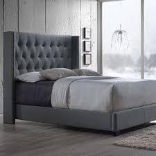 Upholstered Headboard Bedroom Sets Beds U0026 Headboards Bedroom Furniture The Home Depot
