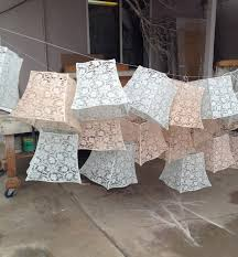 Shabby Chic Lighting Ideas by 244 Best Lamps U0026 Shades Images On Pinterest Lamp Shades Lace