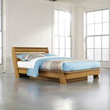 Low Lying Bed Frames Top 3 Oak Bed Types