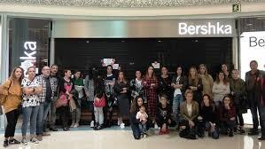 bershka si e social las trabajadoras de bershka en pontevedra desconvocan la huelga tras