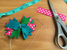 how to make your own hair bows to make hair bows out of ribbon