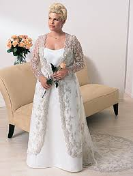 plus size wedding dresses with sleeves or jackets lace wedding dresses with jackets fashion dresses