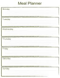 free planner template 40 printable daily planner templates free