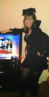 the appreciation of booted news women blog halloween