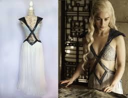 khaleesi costume cut out costume season 4 dress diamond