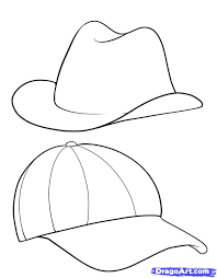 drawn hat pencil color drawn hat