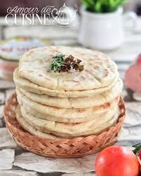 la cuisine de soulef pita de la cuisine libanaise à la poele amour de cuisine