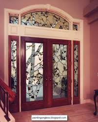 Home Windows Glass Design Stained Glass Wisteria Door By Theodore Ellison Designs Exterior