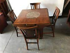lazy susan dining table ebay