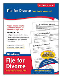 Joint Power Of Attorney Form by Divorce Kit Forms And Instructions