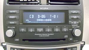acura tsx radio code cars for good picture