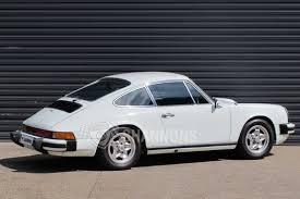 rare porsche 911 sold porsche 911 2 7 coupe auctions lot 13 shannons