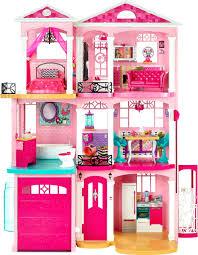 Barbie Bunk Beds Dollhouse Bunk Beds Kidkraft Sparkle Mansion Modern 65826 Toy