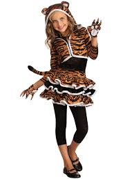 catwoman costume for toddlers tigress hoodie costume girls animal costumes