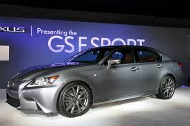 spied new lexus gs f lexus gs 350 f sport news and information autoblog