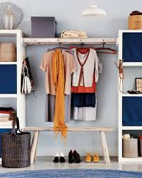 How To Organize Pants In Closet - 12 essential laundry room organizing ideas martha stewart